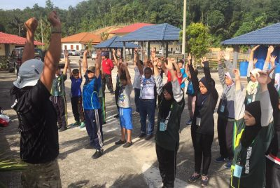 IISM Primary – Prefect Camp 2016/2017