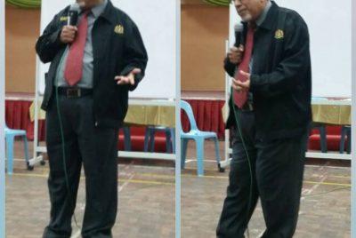 IISM A-Levels – Motivational Talk by Profesor Emeritus Dato Sheikh Omar Abdul Rahman