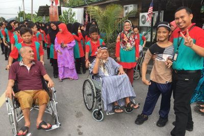 Setiabudi Primary – Charity Trip to Caring Centre Al-Fikrah